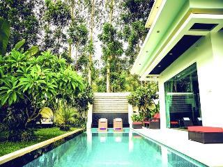 Villa LOTUS Palm Oasis Jomtien beach Pattaya
