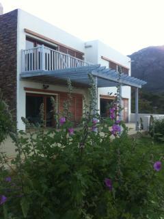 Villa Serena - the house