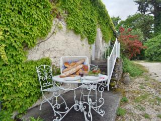 The secluded and peaceful Old Bakery gite