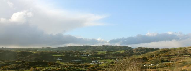 Beautiful views of surrounding West Cork