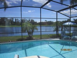 Lakeside Villa with Tennis Court, Gameroom, Gym, Kissimmee