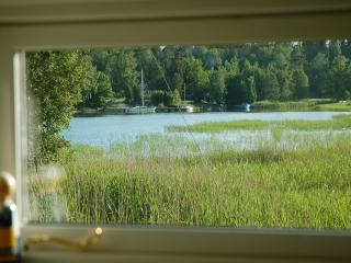 Hysingsvik ocean view cottage 25 meters to Baltic