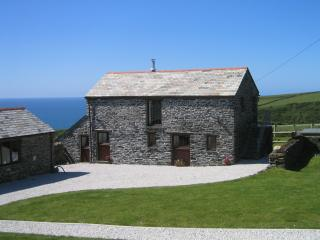The hayloft, Boscastle