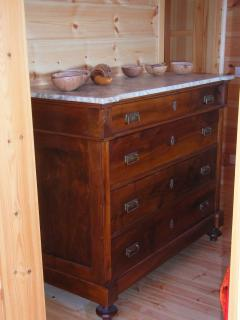 My grandmother's chest of drawers