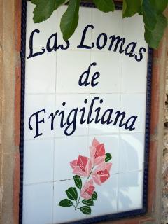Las Lomas de Frigiliana