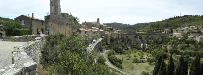 Cathar Village - Minerve