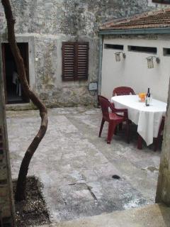 Courtyard view 3