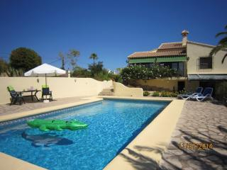Holiday Villa, Private Pool & Lovely Gardens Javea