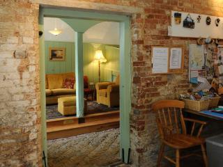 Brackenborough Hall Coach House - Saddle Room