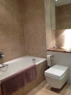 Ensuite bathroom to Master Bedroom