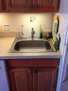 Extra Large Sink!