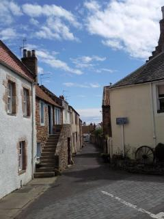 Crail side street