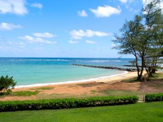 Beautiful Hawaii Resort. Pono Kai is located on the island of Kauai., Kapaa
