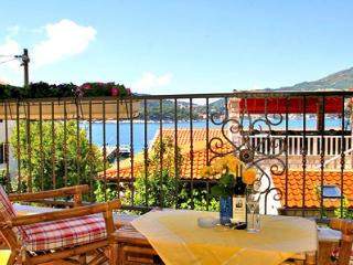 Apartment Yellow with terazze and sea view, Zaton