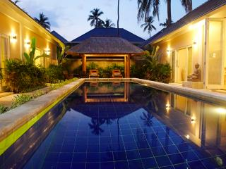 Garden Pool Villas 3 Bedroom at THE LOVINA BALI Resort