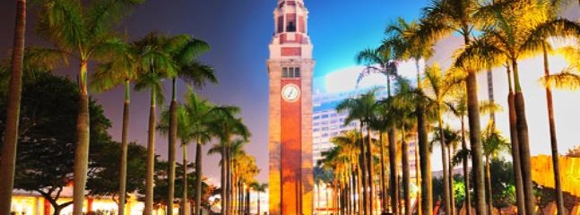 Clock Tower is just around 10-15 minutes walking distance