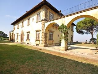 Villa Gamberaia   Extraordinary View And Gardens, Florencia