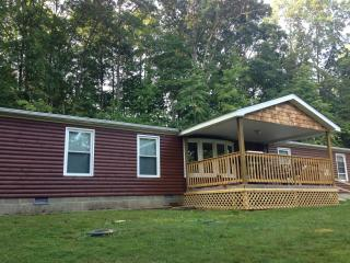 Bobcat 1st Choice Cabin Rental Hocking Hills Ohio