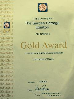 GC Awarded Gold for quality and customer service