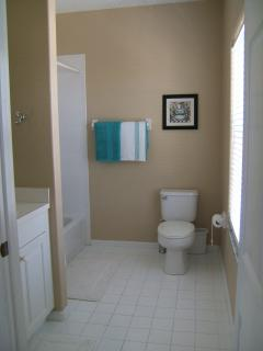 2nd Bathroom Ensuite/Shower