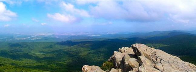 Humpback Rocks walking Trail