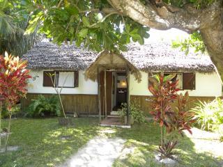 Pandanus une des villas de Piment Vanille