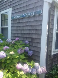 Beautifully renovated 3-bedroom cottage Nantucket Town