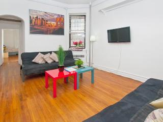 Central location,Spacious&Quiet 1BR Apt!, New York City
