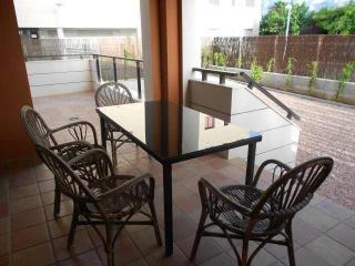 Jardin.2bed, ,garden 5pers, 300m beach SAT TV,Wifi, Denia