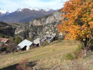 Appt loc.Queyras regional park,Htes Alpes.France