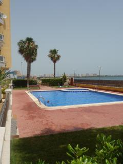 Seafront Apartment La Manga del Mar Menor, Spain