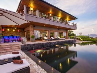 Samui Island Villas - Villa 22 Fantastic Sea Views, Choeng Mon