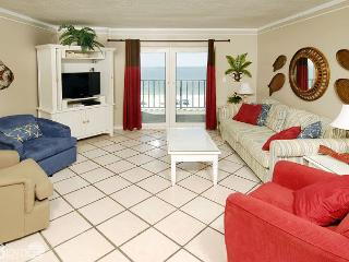 Surf Side Shores 1506 ~ Balcony Access from Master ~ Bender Vacation Rentals, Gulf Shores