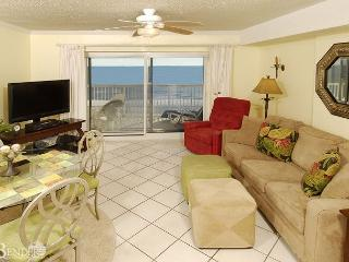 Royal Palms 503~ Beachfront Condo with Indoor Hot Tub~Bender Vacation Rentals, Gulf Shores