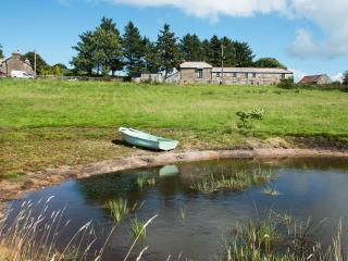 Hopsland Holidays Byre sleeps 6 maximum
