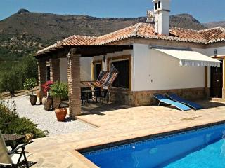 Holiday villa for rent in Alcaucín, Alcaucin