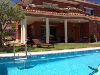 Stunning villa in Costa Dorada, Calafell
