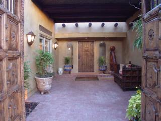 Front Entrance / Courtyard
