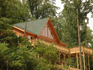 A Buck's Peak - Shenandoah Mountain Hide-away in L, Luray