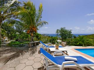 Great sea view, romantic cottage , private pool, Saint-Martin