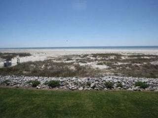 True Ocean Front Villa - Best Location on Fripp Island!