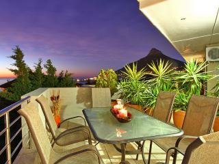 Mountain view suite in Villa Atlantica