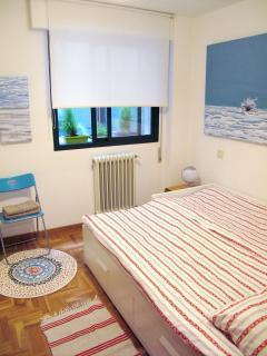 Dormitorio 2 camas de 90x200cm