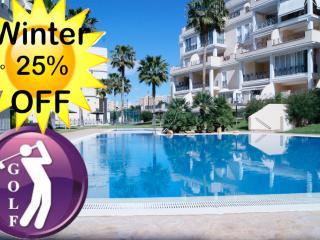 Pool, golf & beach 252101, Alicante