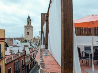 Penthouse,Private Terrace,City Center!, Seville