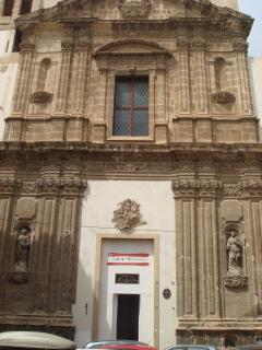 Nuovo Montevergini, teatro ricavato dal recupero di una chiesa adiacente al Palazzo