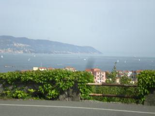 appartamento privato 5 terre nel verde vista mare, La Spezia