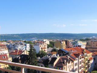 Balcony Varna City View