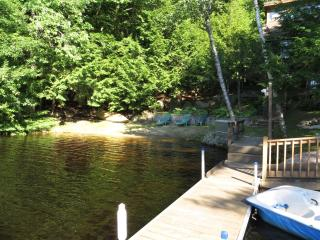 Lakefront Home, Private Beach & Dock, Antrim