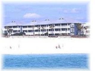 Ocean View & Gulf Front, 1bd, Pool, WIFI, Hot Tub, Miramar Beach
